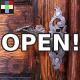 Opening Squeaky Metal Door - AudioJungle Item for Sale