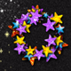 Stars Glitter Sequins Photoshop Action Generator - GraphicRiver Item for Sale