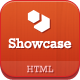Showcase - Responsive HTML5 Template - ThemeForest Item for Sale
