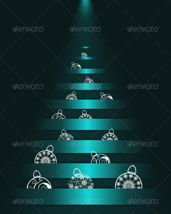 GraphicRiver Christmas Card 3533612