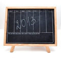 Blackboard with 2013 New Year number - PhotoDune Item for Sale