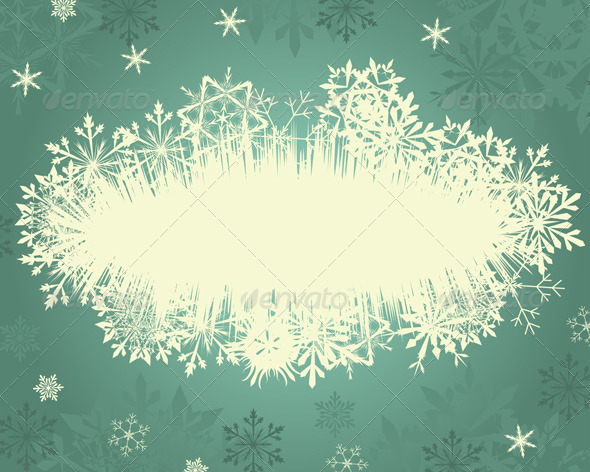 GraphicRiver Christmas Card 3533635