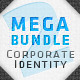 Corporate Identity Mega Bunde V2 - GraphicRiver Item for Sale