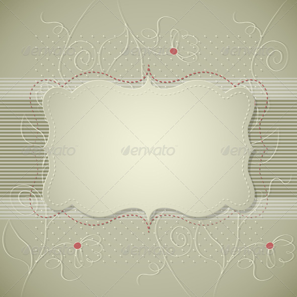GraphicRiver Vintage Background 3534575