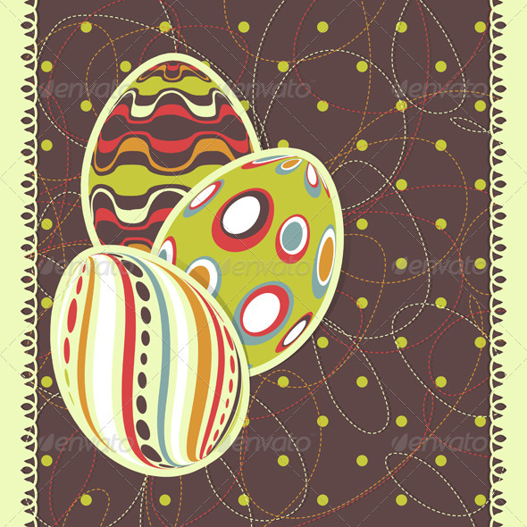 GraphicRiver Happy Easter 3534662