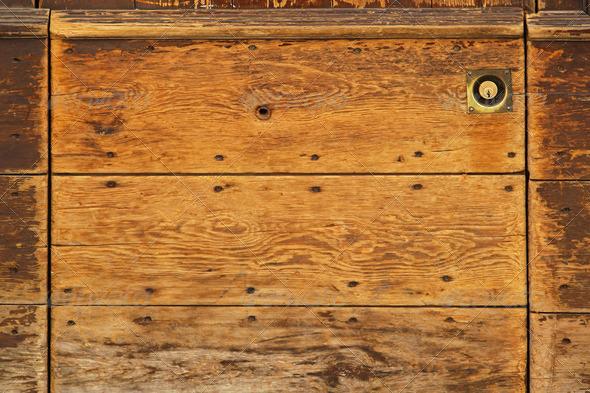 Grunge wood - Stock Photo - Images
