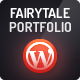 Fairytale Full Ajax Portfolio WP with Video Audio