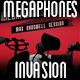 Megaphones Invasion Poster