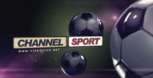 VideoHive Soccer Slow Motion 3486661