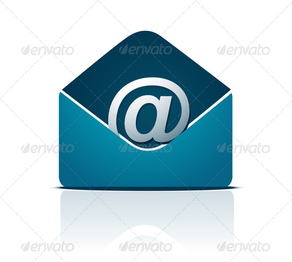 PhotoDune email envelope 3939682