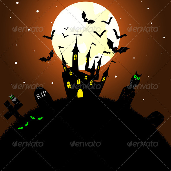 GraphicRiver Happy Halloween 3537632