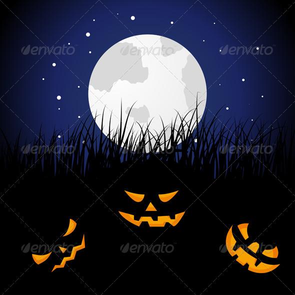 GraphicRiver Happy Halloween 3537634