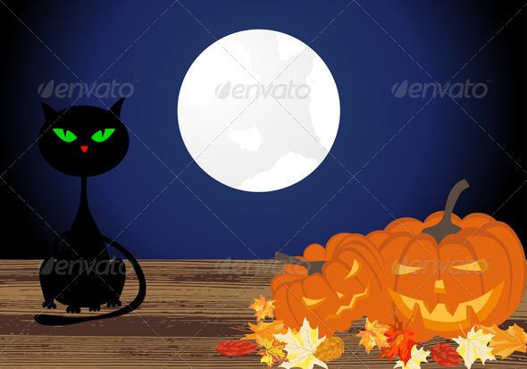 GraphicRiver Happy Halloween 3537635