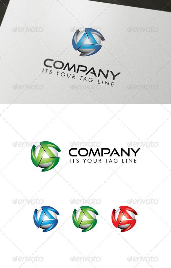 GraphicRiver Company logo 3537818