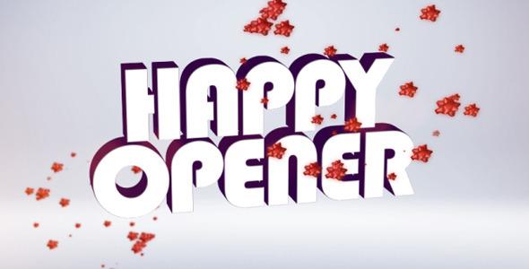 VideoHive Happy Opener 3517519