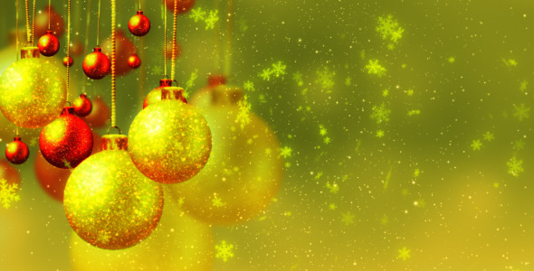 [VideoHive 3539197] Christmas Background | Motion Graphics