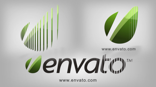 VideoHive Corporate Logo Revel 3472090