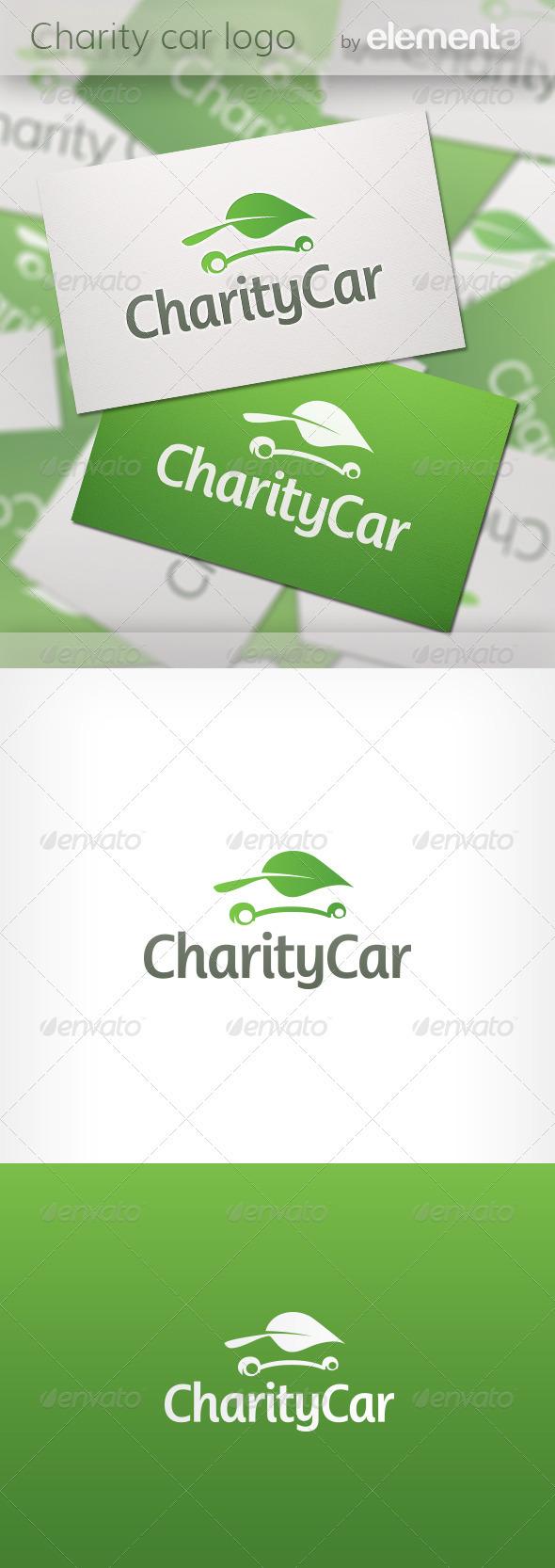 Charity Car Logo