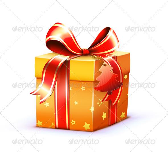GraphicRiver Present Box 3541799
