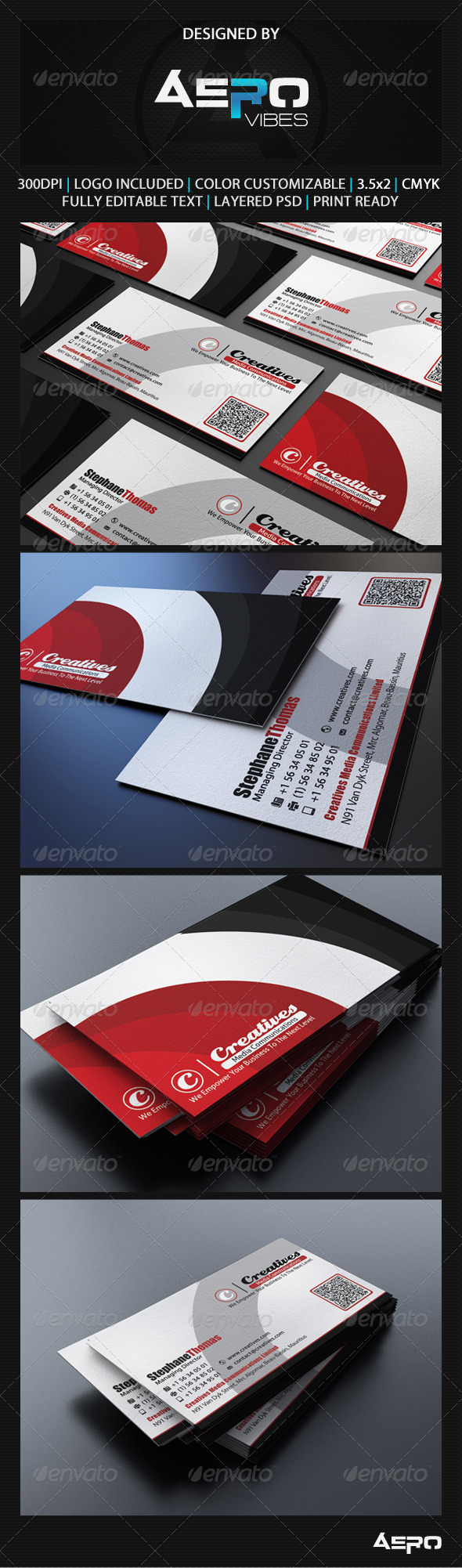 GraphicRiver Smart Business Card 3541824