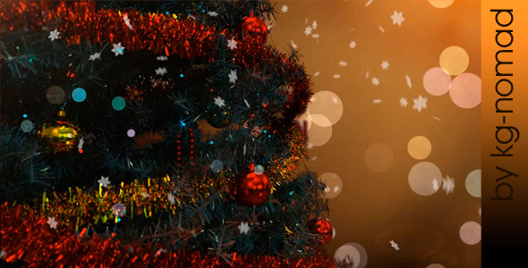 VideoHive Christmas Tree 3514820