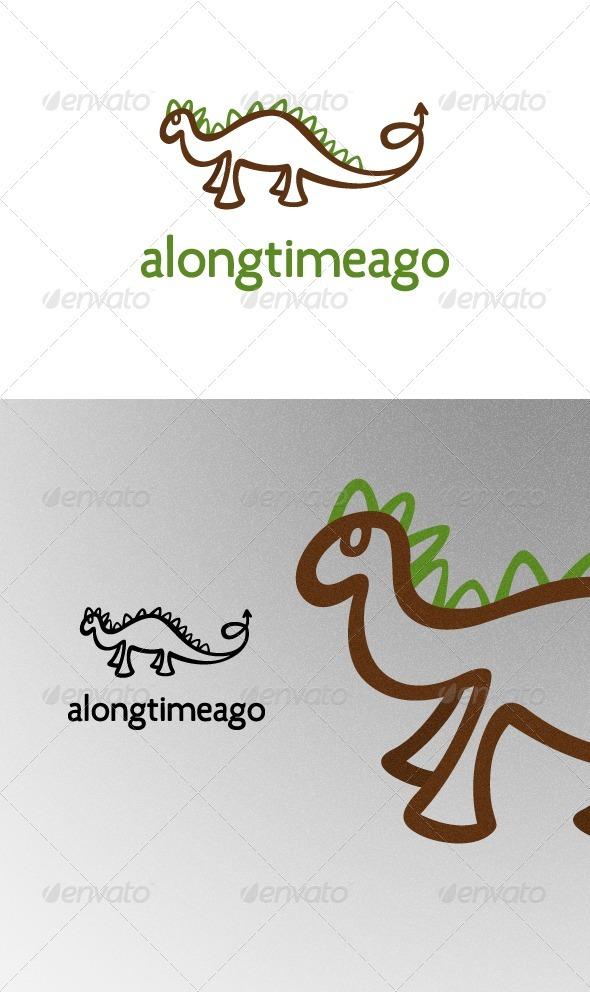 GraphicRiver Dinosaur 2260657