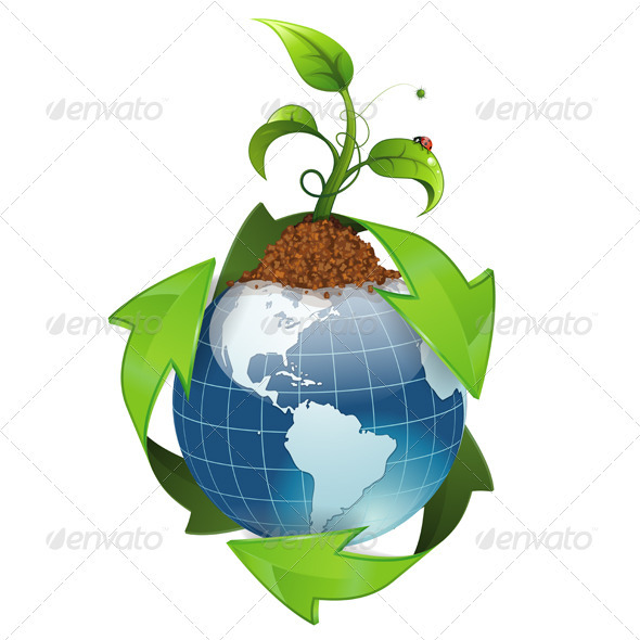 Environment and Ecology Concept
