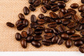 Coffee Beans Split on Jute - PhotoDune Item for Sale