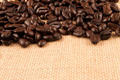 Coffee Beans on Jute - PhotoDune Item for Sale