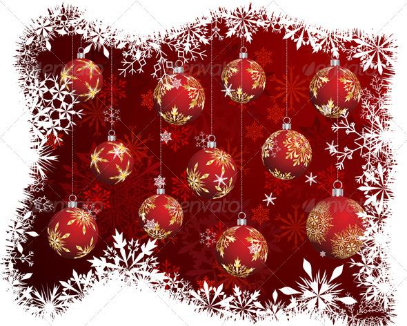 GraphicRiver Christmas Card 3542950