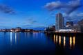 Boston Harbor before dawn - PhotoDune Item for Sale