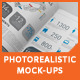 Photorealistic Brochure Mock-ups  - GraphicRiver Item for Sale