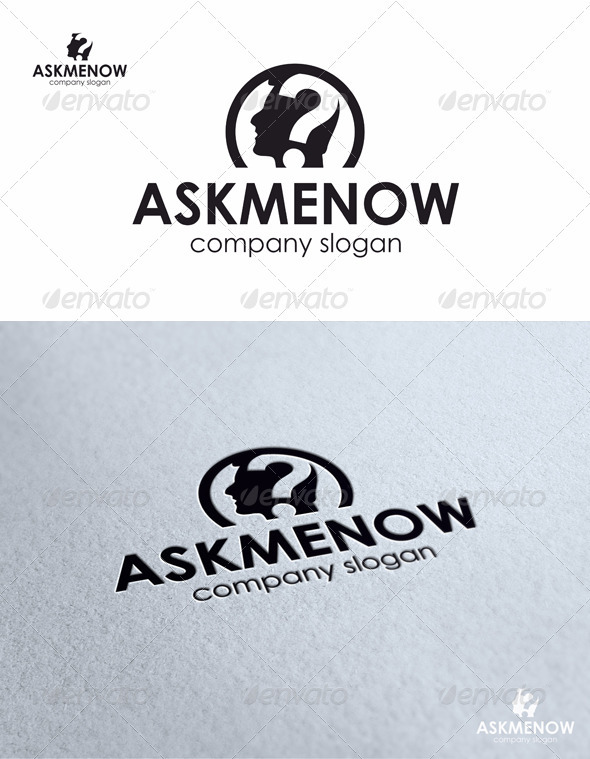 GraphicRiver Ask Me Now 3544892