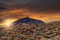 Teide Mountain at Sunset - PhotoDune Item for Sale