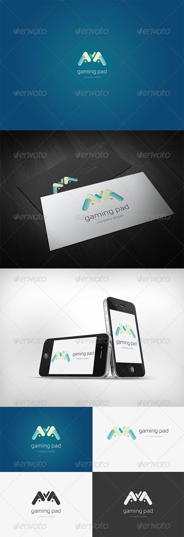 Gaming Pad Logo