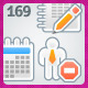 169 AI Malibu Personnel icons - GraphicRiver Item for Sale