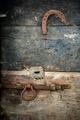Wooden Door of a Barn  - PhotoDune Item for Sale