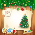 Christmas card with Copyspace  - PhotoDune Item for Sale