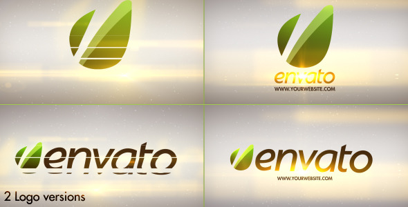 VideoHive Elegant Simple Corporate Logo 3547929