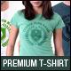 Tennis Club Uniform T-Shirt Template V2 - GraphicRiver Item for Sale