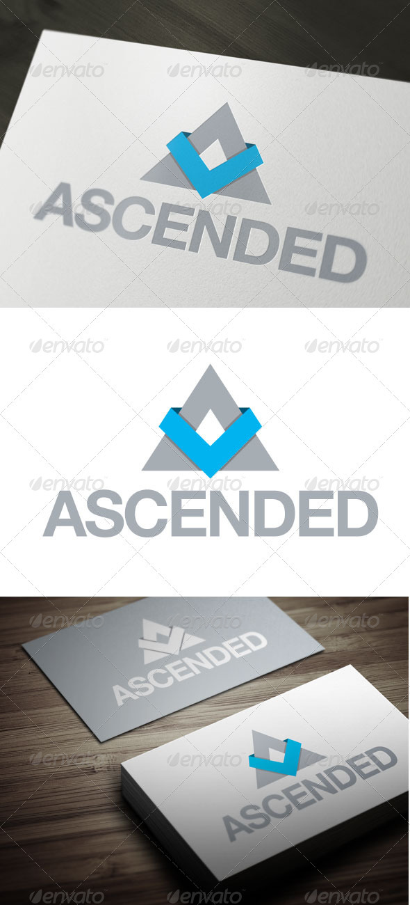 GraphicRiver Ascended 3544673