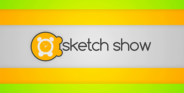 VideoHive Sketch Show Broadcast Pack 3549269