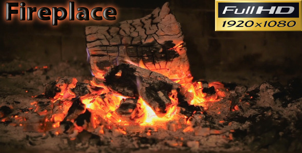 Fireplace FULL HD