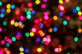 Christmas Lights Background - PhotoDune Item for Sale