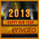 New Year Greetings & Count Down - VideoHive Item for Sale