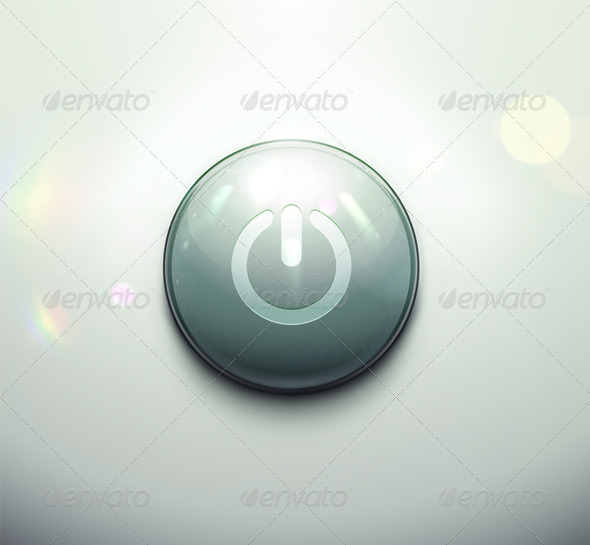 GraphicRiver Power Button 3551127