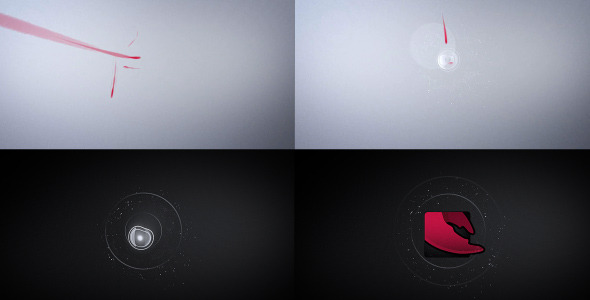 VideoHive Circle Logo Intro v2 3551397