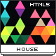 House - Clean HTML Website Template - ThemeForest Item for Sale
