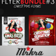 Christmas Flyer Bundle Vol.2 - GraphicRiver Item for Sale