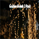 Golden Bokeh 3 Pack - VideoHive Item for Sale
